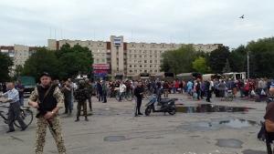 Арсен Аваков, Славянск, Юго-восток Украины, происшествия