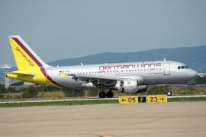 """самолет компании """"Germanwings"""", венеция, италия, экстренная посадка"""