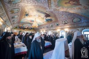 Украина, Порошенко, Встреча, УПЦ МП, Церковь, Собор.
