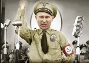 меджлис, гитлер, путин, путлер, политика, новости, украина, крым, аннексия, рефат чубаров, россия