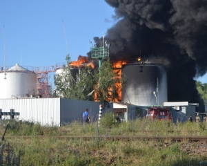 нефтебаза, васильков, пожар, топливо
