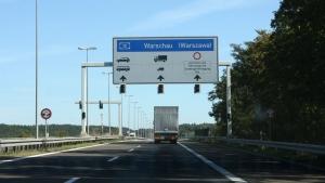 Польша, происшествия, ДТП, авария, автобус с туристами, Украина, новости, Германия, авария