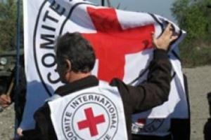 красный крест, ДНР, енакиево