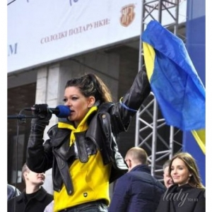 Руслана, Кличко, гимн Украины
