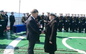 порошенко, нато, корабли