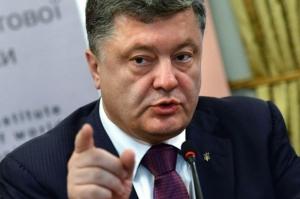 порошенко, тезисы, украина