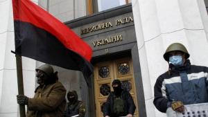 правый сектор ,верховная рада украины, мвд украины, киев, украина ,происшествие, драка, видео драки возле верховной рады, донбасс