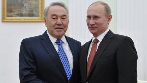 путин, назарбаев, новости украины, казахстан, россия, политика, донбасс, восток украины