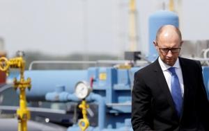 Яценюк, газ, Норвегия, Балтийский трубопровод, газовая война, экономика, Украина, Россия