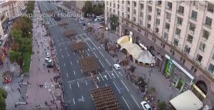 киев, парад, репетиция, День Независимости, хрещатик