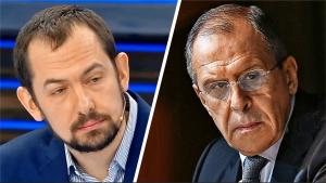 новости, Лавров, санкции против России, Украина, обвинения, Роман Цимбалюк, ответ, видео