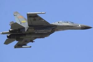китай, истребитель, су-27
