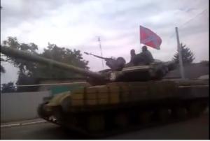 новороссия, стрелков, танки, рф, техника, война, украина, ато