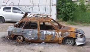 СТО, Куйбышевский район, Донецк, обстрел