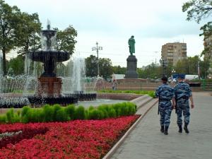 Москва, Россия, памятник Пушкину, гражданка Германии, изнасилование