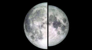 Суперлуна, наука, астрономия, космос, затмение Луны