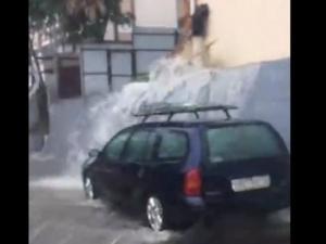 наводнение, Сочи, Россия, новости, Краснодарский край, происшествие, непогода, ливень, Адлер