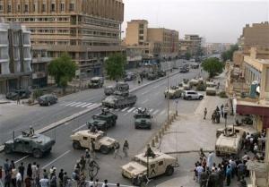 ирак, штурм, багдад, парламентер, чп, протест, митинг