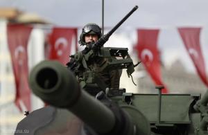 Турция, взрыв, военная база, новости, Хаккари, боеприпасы, пострадавшие, Ирак, терроризм