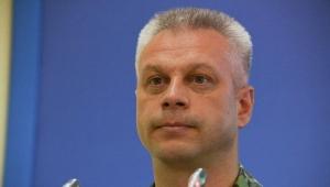 ато, лысенко, погибли украинские военные, обстрелы