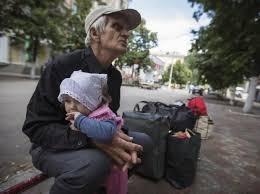 донбасс, переселенцы и беженцы, донецк, ато, юго-восток украины, новости украины, происшествия