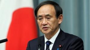 япония, санкции против россии, юго-восток украины, украина, крым, европейский банк, россия, Есихидэ Суга