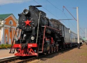 украина, киев, музей истории железнодорожного транспорта