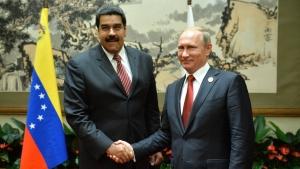 венесуэла, протесты, режим, мадуро, армия, россия, вагнер, путин, экономика