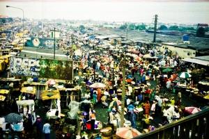 нигерия, рынок, теракт, взрыв