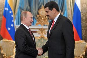 мадуро, путин, венесуэла, россия, нефть, китай
