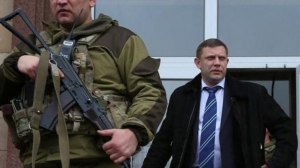 украина, донецк, днр, захарченко, ходаковский, скандал, плотницкий