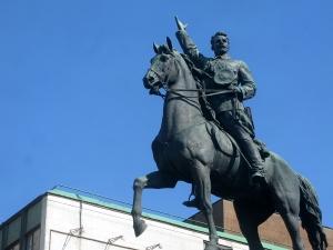 новости украины, новости киева, памятник щорсу