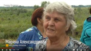 Луганск лнр станица Луганская Украина видео люди