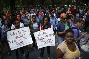 фергюсон, протест, расизм, сша