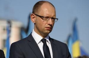 украина, яценюк, европа