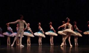 балерина из США в Крыму, гастроли Николь Феророф в Крыму, пропаганда России
