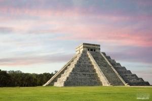 Археологи, ученые, карстовое подземное озеро, древний храм, Чичен-Ица, майя, бог Кулькан, пирамида Юкатана, Палата похорон