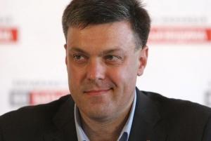 тягнибок, свобода, новости украины, политика, янукович, евромайдан, россия, ассоциация с ес