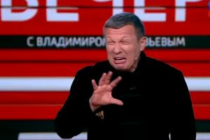 Соловьев, пропагадист, Яков Кедми, программа, Украина, Россия