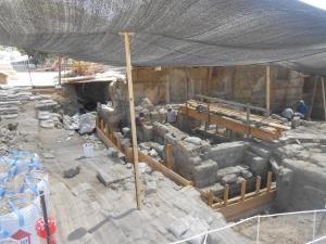 киев. раскопки, археологи