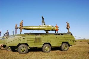 Луганск, АТО, ракеты, Точка У