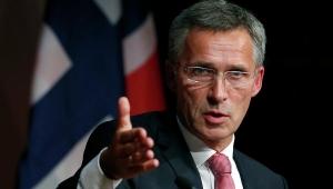 Обама, нарушил традиции, встреча с генсеком НАТО, Столтенберг