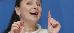Инна Богословская, Партия Регионов, выборы президента Украины - 2017