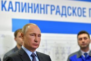 россия, путин, калининград, газ, ес, мюрид, скандал