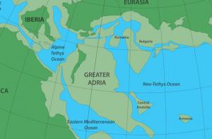 история, континент, материк, Большая Адрия, аномалия, открытие, новости дня