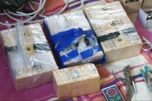 Киев, склад взрывчатки, гараж, коллекция, лишение свободы