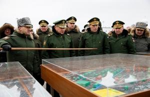 8-я армия РФ, граница между Россией и Украиной, генералы российской армии, украинская разведка