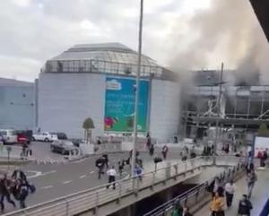 взрыв, теракт, аэропорт, новости, происшествия, аэропорт, общество, бельгия, терроризм