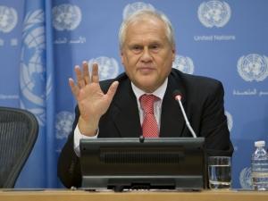 Сайдик, ОБСЕ, Украина, Минские соглашения
