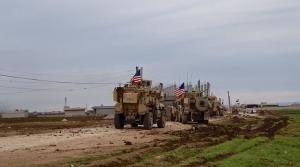 Россияне Военные, Сирия, Американцы, Харбат-Хамо, Бой, Сирийцы, Боевики, бронемашины, обсуждение, Спрятались